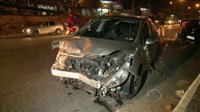 Acidente termina com motorista preso as ferragens na BR 343 e09b879938b84
