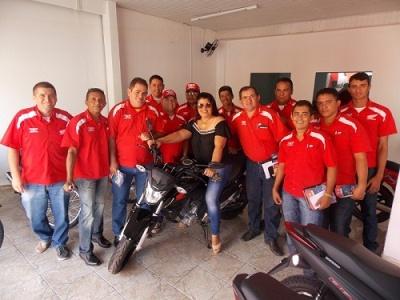 Concessionária Honda Cn Motos Está De Volta A Campo Maior