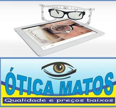 Ótica Matos agora conta com a inovação em tecnologia i-Terminal. CONHEÇA 7b8521c488