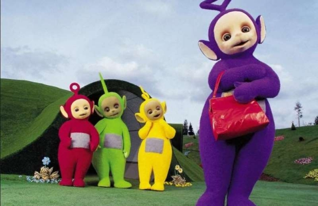 Morre ator que fez Tinky Winky em Teletubbies