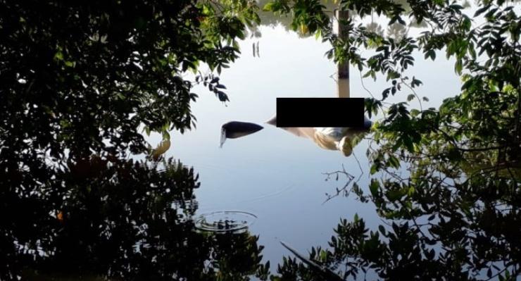 bf598baf6b Corpo é encontrado boiando no rio longá
